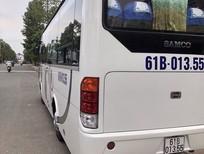 Bán xe Samco Felix Sx 2014 màu trắng, xe 29 chỗ