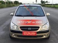 Vĩnh Cường Auto bán xe Getz 1.0MT SX 2009, xe đẹp