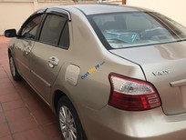 Bán Toyota Vios năm sản xuất 2012, màu vàng