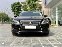 Cần bán gấp Lexus LS 460L sản xuất năm 2013, màu đen, nhập khẩu