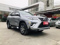 Bán Toyota Fortuner sản xuất 2016, màu bạc, xe nhập số tự động