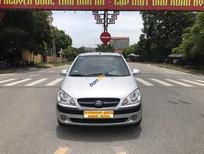 Cần bán xe Hyundai Getz 1.1MT sản xuất năm 2010, màu bạc, nhập khẩu còn mới