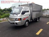 Bán xe tải JAC 990 kg thùng 3m2 máy xăng - 50tr nhận xe ngay