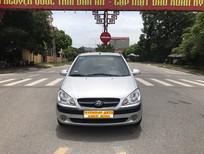 Cần bán gấp Hyundai Getz 1.1MT 2010, màu bạc, xe nhập, giá tốt