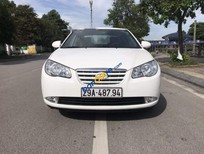 Cần bán Hyundai Elantra sản xuất năm 2012, màu trắng, nhập khẩu nguyên chiếc xe gia đình giá cạnh tranh