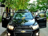 Bán ô tô Chevrolet Captiva LTZ sản xuất năm 2014, màu đen số tự động giá cạnh tranh