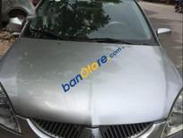 Bán Mitsubishi Lancer 1.6 AT năm sản xuất 2004, màu bạc, nhập khẩu, giá chỉ 195 triệu