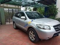 Cần bán Hyundai Santa Fe năm 2009, màu bạc, nhập khẩu