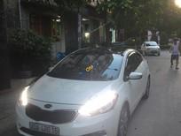 Cần bán xe Kia K3 1.6AT sản xuất 2014, màu trắng chính chủ, giá chỉ 505 triệu