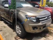 Bán Ford Ranger XLS sản xuất 2014, màu vàng, nhập khẩu nguyên chiếc