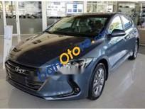 Bán ô tô Hyundai Elantra năm sản xuất 2019, màu xanh lam