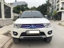 Cần bán lại xe Mitsubishi Pajero Sport MT 2017, màu trắng
