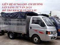 Xe tải JAC 1.25 tấn thùng 3m2, hỗ trợ vay ngân hàng tối đa, LH 0376614205