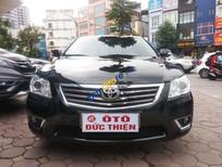 Cần bán Toyota Camry 2.4G sản xuất năm 2012, màu đen