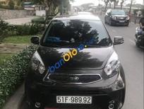 Cần bán lại xe Kia Morning SI MT sản xuất năm 2016, màu nâu, nhập khẩu