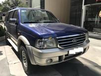 Cần bán xe Ford Everest sản xuất 2006, màu xanh lam, nhập khẩu nguyên chiếc, 265tr