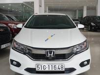 Bán Honda City năm sản xuất 2017, biển số SG