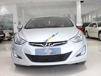 Bán lại xe Hyundai Elantra 1.6 AT sản xuất 2015, màu bạc, nhập khẩu