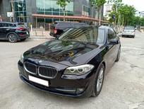 Bán BMW 5 Series 528i năm 2012, màu đen, xe nhập