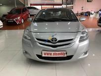 Bán Toyota Vios sản xuất 2009, màu bạc, biển tỉnh hồ sơ rút ngay trong ngày