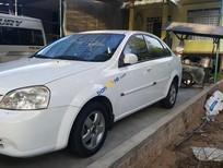 Bán Daewoo Lacetti EX năm 2005, màu trắng