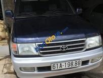 Cần bán xe cũ Toyota Zace sản xuất 2001, sơn zin