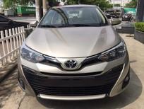 Bán Toyota Vios G 2019, màu vàng