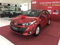 Bán xe Toyota Vios G 2019, màu đỏ