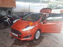 Xe Ford Fiesta sản xuất năm 2014, màu đỏ, nhập khẩu