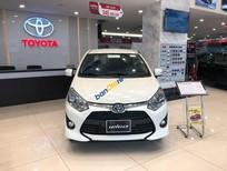Bán ô tô Toyota Wigo 1.2L năm 2018, màu trắng, xe nhập