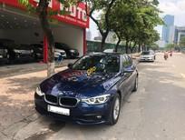 Xe BMW 3 Series 320i LCD sản xuất 2016, màu xanh lam, xe nhập