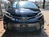 Cần bán Toyota Sienna 3.5 Limited sản xuất năm 2019, màu đen, nhập khẩu