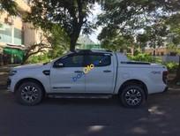 Bán xe Ford Ranger Wildtrak 3.2 sản xuất 2016, màu trắng giá cạnh tranh