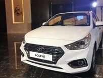 Bán ô tô Hyundai Accent sản xuất 2019, màu trắng, giá chỉ 425 triệu
