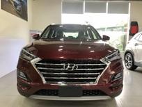 Bán Hyundai Tucson Thanh Hóa năm sản xuất 2020, màu đỏ. LH: 0947371548