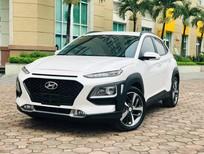 Bán Hyundai Kona sản xuất 2019, màu trắng. Lh 0947371548