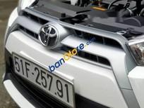 Cần bán Toyota Yaris 1.3G năm 2015, màu trắng, xe nhập chính chủ