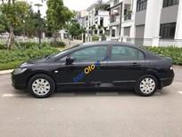 Bán xe Honda Civic 1.8MT sản xuất năm 2010, màu đen xe gia đình