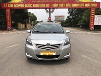 Cần bán xe Toyota Vios 1.5E 2013, màu bạc, giá chỉ 380 triệu