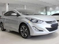 Bán Hyundai Elantra GLS năm 2015, màu bạc