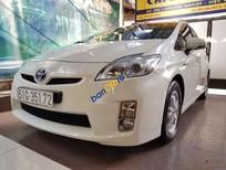 Bán Toyota Prius Hybrid sản xuất 2010, màu trắng, xe nhập số tự động