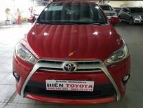 Bán xe Toyota Yaris 1.5G năm sản xuất 2015, màu đỏ