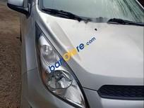 Cần bán gấp Chevrolet Spark sản xuất năm 2016, màu bạc