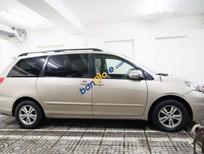 Bán Toyota Sienna sản xuất năm 2008, nhập khẩu xe gia đình