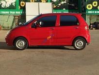 Bán ô tô Daewoo Matiz SE sản xuất năm 2007, màu đỏ