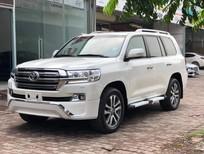 Giao ngay Toyota Land Cruiser VXR đời 2021, màu trắng, nhập Trung Đông, xe mới 100%