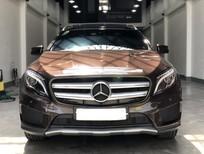 Cần bán lại xe Mercedes GLA250 2016, màu nâu, xe gia đình, xe còn như mới