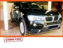 Cần bán BMW X3 20D năm 2014, màu đen, nhập khẩu nguyên chiếc chính chủ