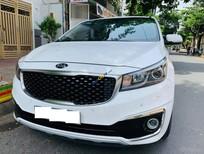 Bán xe Kia Sedona 3.3 GATH 2016, màu trắng, xe gia đình