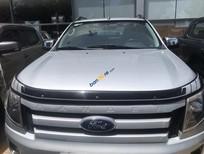 Bán xe Ford Ranger XLS AT 2014, màu bạc, nhập